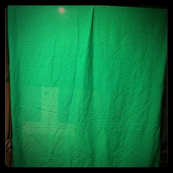 Green Screen (with stand)